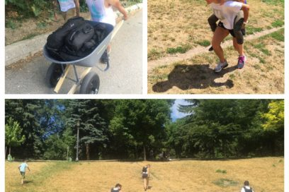 ADVENTURE WOD   Sunday, July 17, 10:30am-12pm in Trinity Bellwoods