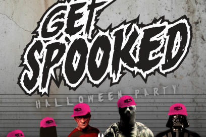 2nd Annual Get Spooked Halloween Party at Pursuit!