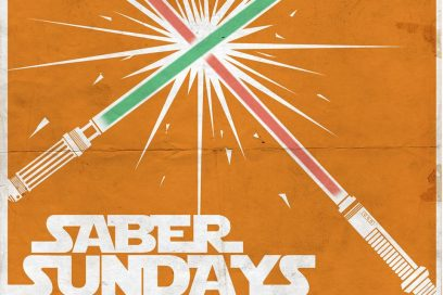 Introducing Saber Sundays!