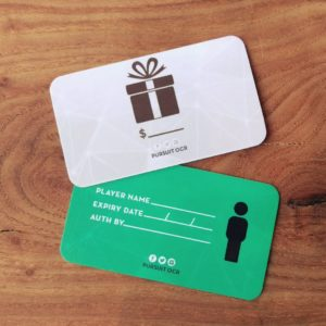 PursuitOCR gift card