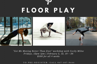 Floor Play: Get Me Moving Better Than Ever