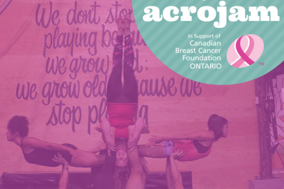 Play for a Cause – Acrojam