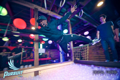 Master the Obstacle Course with Mugabi